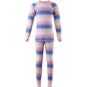Reima Taival Thermal Set Youth bubblegum pink